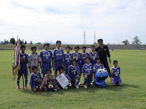 13期生 島田杯優勝おめでとう!!