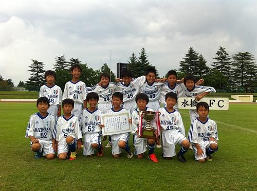 さくら杯ジュニアサッカー大会(17期4年)