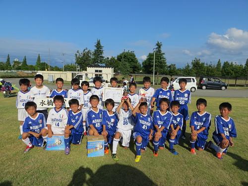 U-10サッカーフェスティバル(18期生4年)