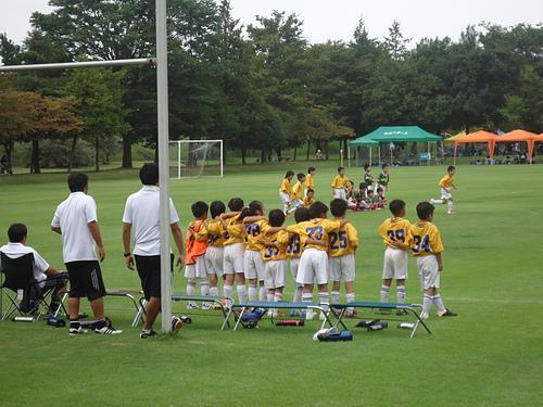 藤の木ジュニアカップ(19期生 3年生)