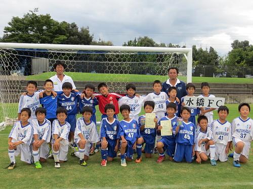 丸岡遠征 u-10 copa de Fukui 2013(18期生4年生)